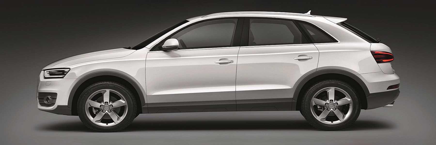Audi määräaikaishuolto - RK-Cityhuolto Oy